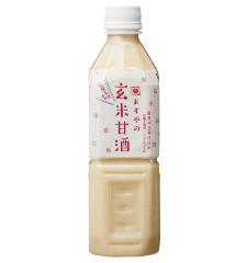 ますやの玄米甘酒 500ml