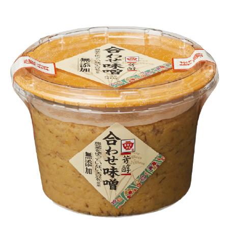芳醇 合わせ味噌 (無添加)