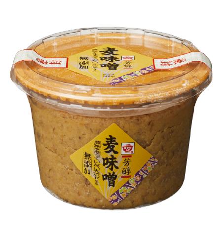 芳醇 麦味噌 (無添加)