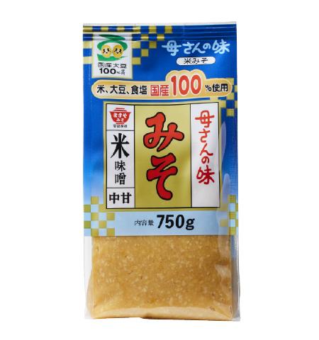 香る母さんの味米みそ (中甘)