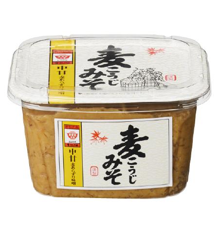 カップ麦みそ(旧本造り麦味噌)