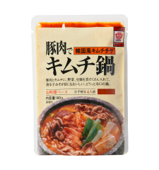 豚肉でキムチ鍋の素(4人前)