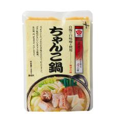 ちゃんこ鍋の素 (3~4人前)