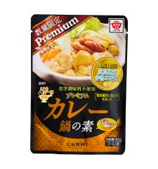 プレミアムカレー鍋の素(3~4人前)