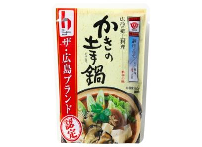 「日本の鍋料理シリーズ」かきの土手鍋発売開始