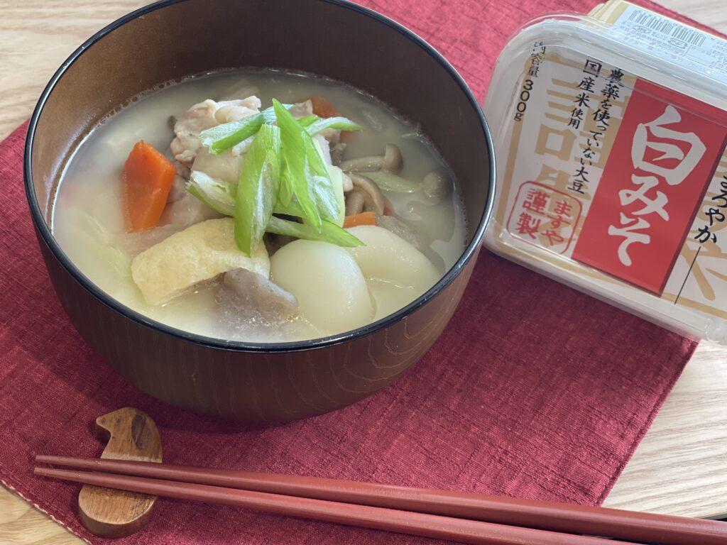 広島の郷土料理 だんご汁